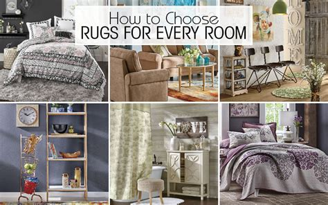 How To Choose A Rug For A Room by How To Choose Rugs For Every Room