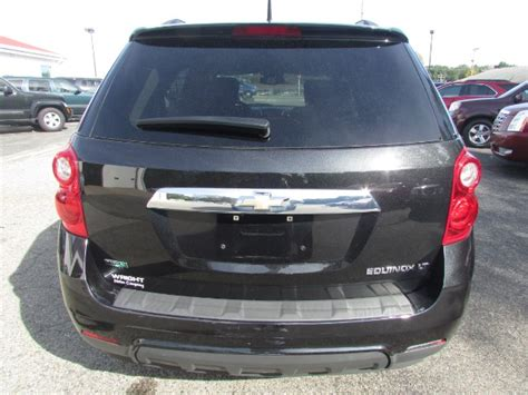 used 2012 chevrolet equinox 1lt 2wd for sale in danville