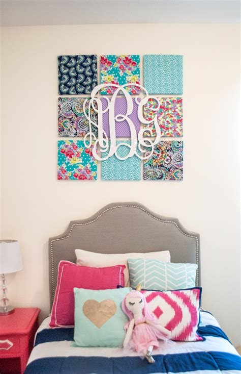 fabric crafts for bedroom 17 simple and easy diy wall ideas for your bedroom