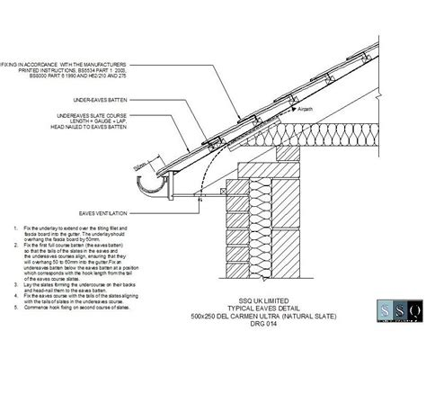 Cornice Manufacturers Typical Eaves Detail Cad Dwg Cadblocksfree Cad Blocks Free