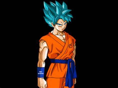 imagenes de goku ssj dios azul como tener un skin de goku ssj dios azul minecraft