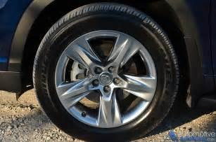 Toyota Highlander Tyres 2015 Toyota Highlander Hybrid Limited Awd I Review Test
