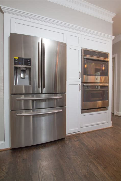 stove opening between cabinets 17 best ideas about wall ovens on kitchen oven