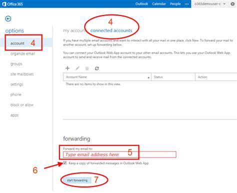 Office 365 Mail Contact Forwarding Frequently Asked Questions On Email Regulations