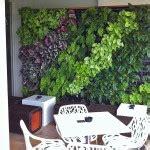 vertical herb garden in your kitchen garden design ideas