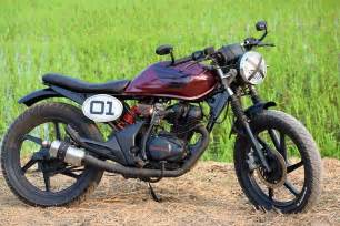Honda 150 Race Bike Honda Unicorn 150 Cafe Racer Built By Costa Motorcycle Co