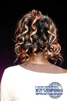 hairdresser glasgow curly hair ringlets universal salons hairstyle and hair salon galleries