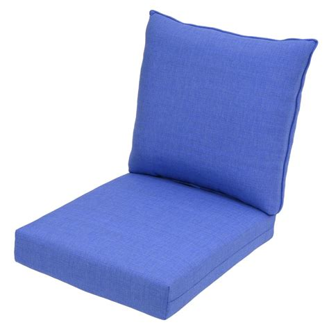 Cushion Covers For Patio Furniture Seating Outdoor Cushion Slipcovers Outdoor Cushions Patio Furniture The Home Depot