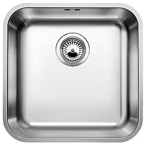 blanco supra 400 u undermount kitchen sink and tap pack