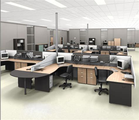 High Rated Office Designs Office Furniture Design In Office Desk Layout