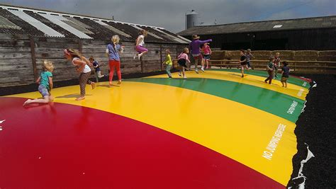 Jumping Pillows Usa Prices by Tapnell Farm Park Things To Do Isle Of Wight Family