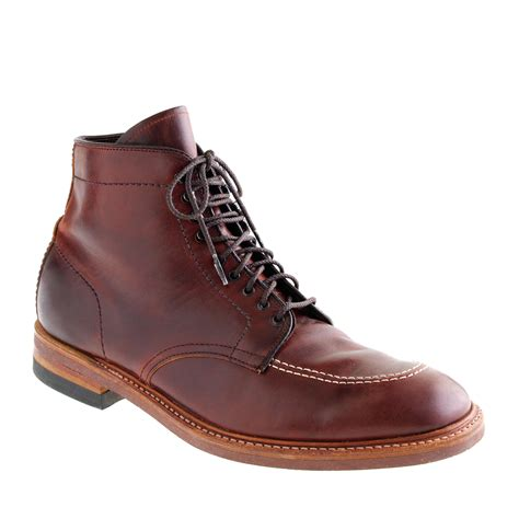 alden indy boot alden 405 indy boots in brown for lyst