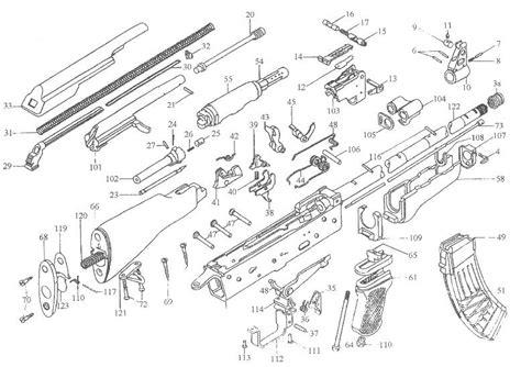 ak 47 blueprints weaponeer forums ak 47 schematics