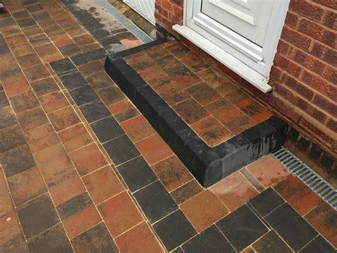 brick door steps garden walls brickwork repairs