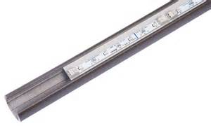 sempria led lighted closet rod bronze 96 quot 3000 kelvin
