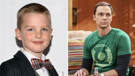 how old is actor young sheldon big bang theory prequel young sheldon picked up