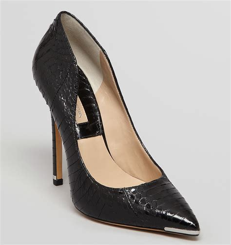 high heel pumps michael kors avra scalloped high heel pumps deals on heels