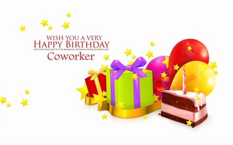 42 nice coworker birthday wishes greetings photos
