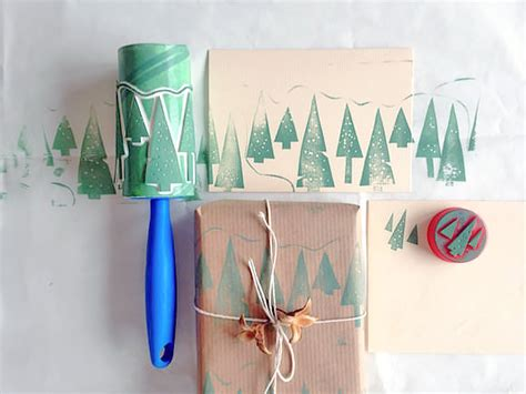 How To Make Your Own Rolling Paper - make cards and gift wrap using diy sts
