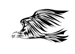 eagle tribal tattoo design tattoobite com