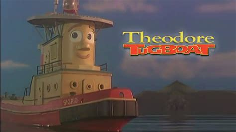 tugboat bumpers sigrid the bumpers theodore tugboat youtube