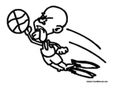 la lakers basketball coloring pages coloring pages