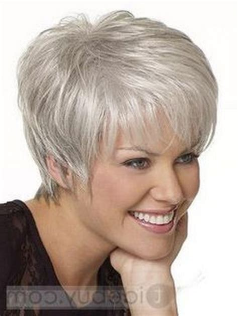 Hairstyles For 60 With Gray Hair by Modern Haircut For Grey Hair Hair For 60