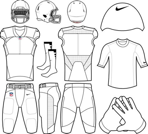 Football Jersey Design Template 13 nike football template psd images nike