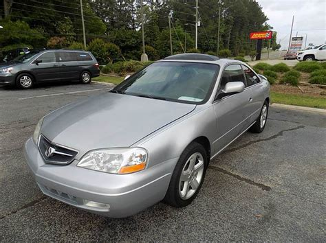 2001 acura cl coupe 2001 acura cl coupe for sale 478 used cars from 1 500