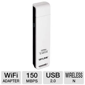 Usb Wifi Tp Link Wn721n tp link tl wn721n wireless n usb adapter 150mbps usb 2 0 802 11n at tigerdirect