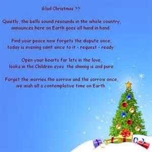 gedicht weihnachtsbaum gedicht weihnachten gru 223 karten e cards