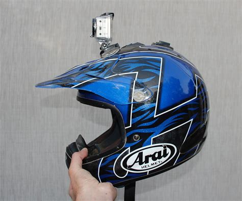 gopro motocross helmet mount gopro setup for mx helmet help south bay riders