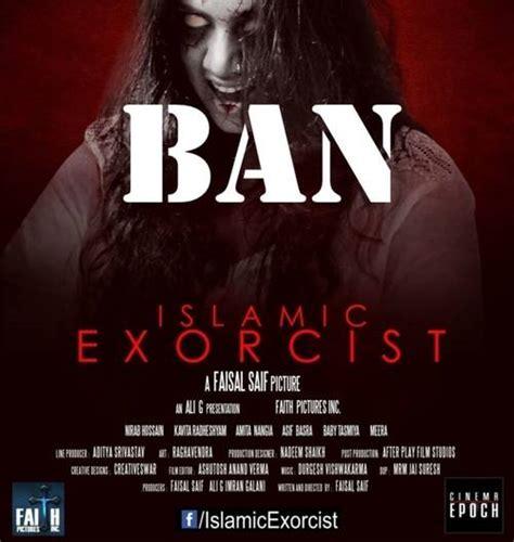 film relijius islami petition ban islamic exorcist movie