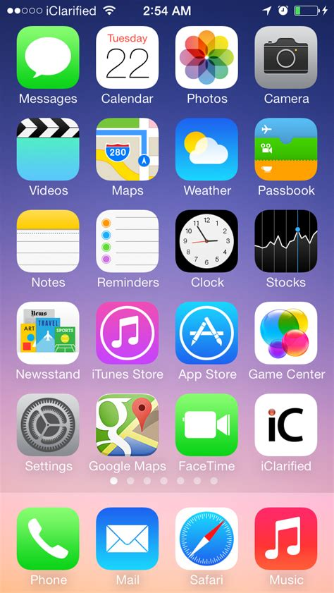 iphone menu how to check how much space your iphone apps are using iclarified