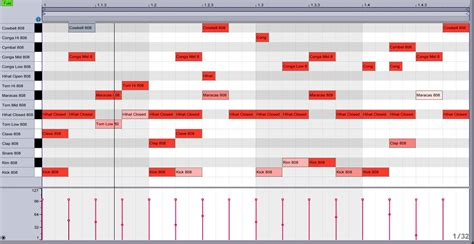 house pattern drum drum racks and programming drums in ableton live 08 26 16