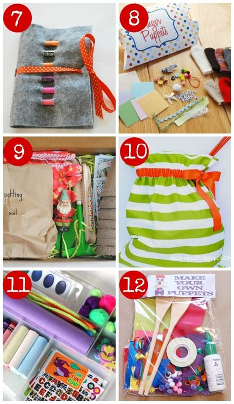 diy kit 50 diy gift kits for kids