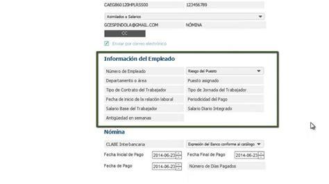 Nomina Top recibos de pago de nmina cdmx tutorial recibos de n 243