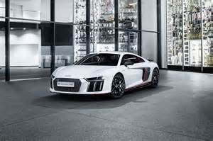 Audi R8 Key Limited Edition Audi R8 V10 Plus Selection 24h Unveiled