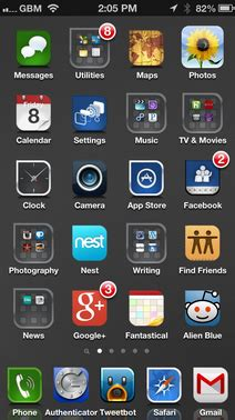 top black themes cydia top 10 best winterboard themes ios 8 4 ios 8 3 for apple