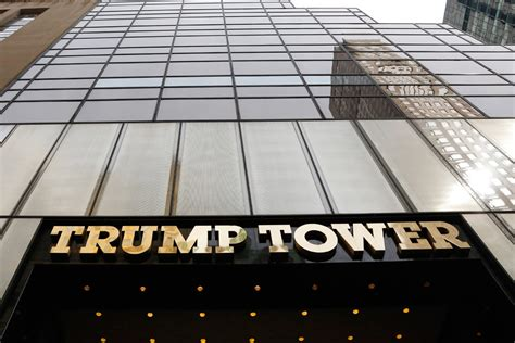 trump tower nyc 34 000 sign petition calling on nike to relocate store