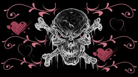 wallpaper gothic pink pink skull fantasy abstract background wallpapers on