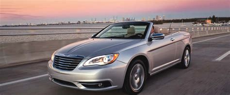 Used Chrysler 200 Convertible by Used Chrysler 200 Convertible For Sale In Manitowoc Wi