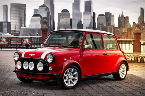 electric mini truck classic mini electric car uncrate