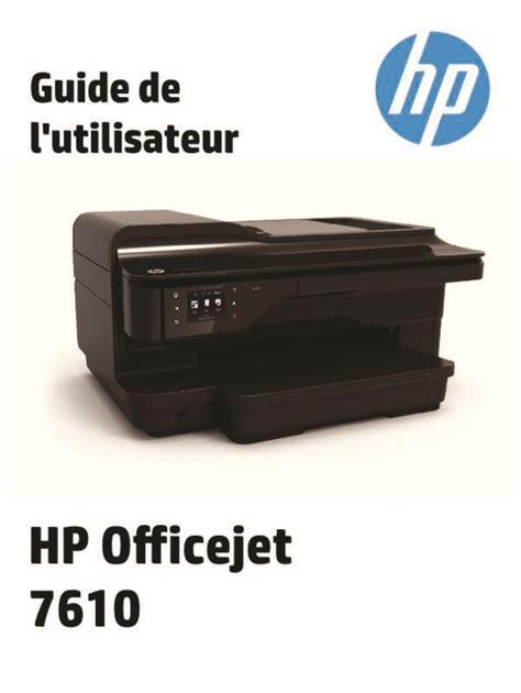Printer Hp Officejet 7610 gebruiksaanwijzing hp officejet 7610 printer 16 beoordelingen voor de hp officejet 7610 ontdek