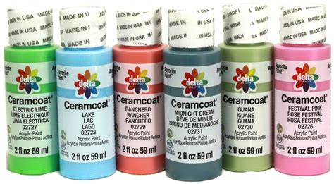 all new 2016 delta ceramcoat acrylic colors buy them now painting crafts division of hofcraft