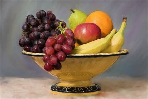 bowl of fruits paradise found abundance