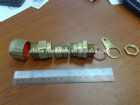 Cable Gland Explosion Proof Cmp M25 Brass Nickle Plated hawke type brass explosive proof cable gland m20s m20 m25 for armoured cable buy hawke