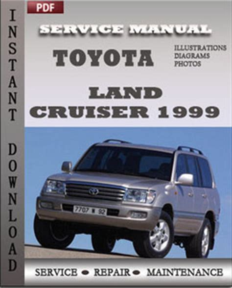 old car owners manuals 1999 toyota land cruiser seat position control toyota land cruiser 1999 engine service repair manual