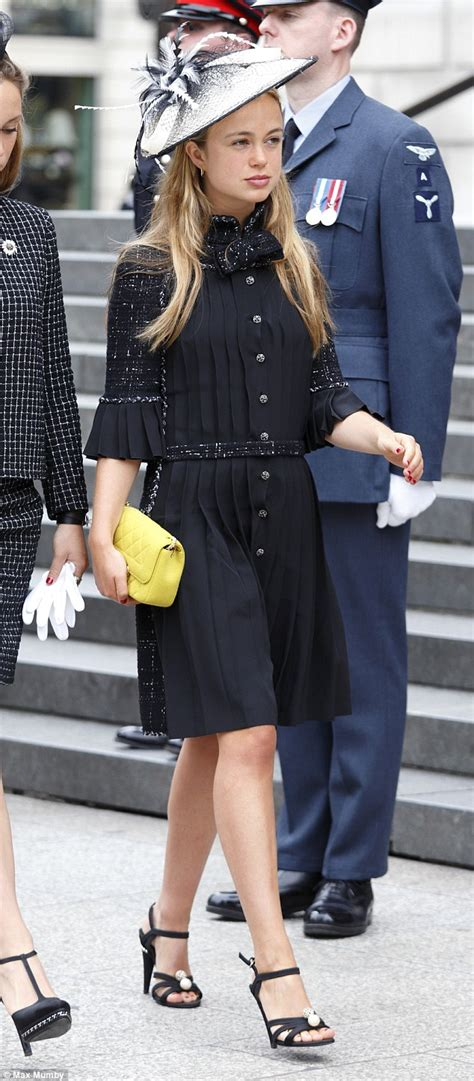princess eugenie and lady amelia windsor stun at the queen