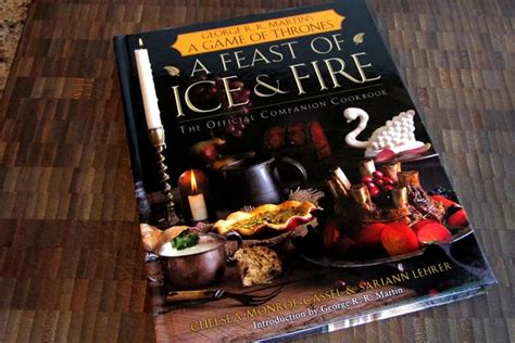 libro da cucina libro da cucina of thrones dottorgadget